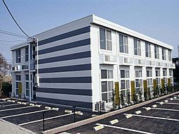 埼玉県さいたま市岩槻区美幸町の賃貸アパートの外観