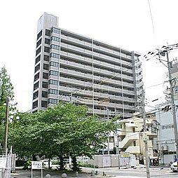 平尾駅前パークホームズ[11階]の外観