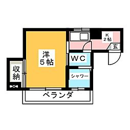 河原町駅 2.7万円