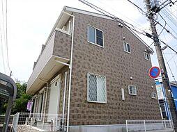 千葉県佐倉市王子台3丁目の賃貸アパートの外観