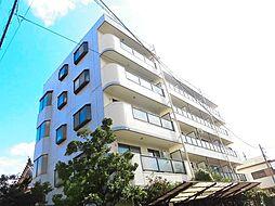 タクティ三津屋[4階]の外観