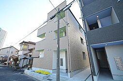 アンフィニ・コート 黒川[1階]の外観