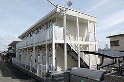 レオパレスラッキーサン横浜[1階]の外観