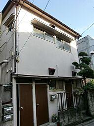 安斉荘[2階]の外観