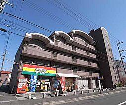 京都府京都市北区西賀茂大栗町の賃貸マンションの外観