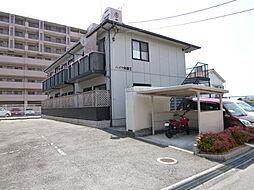 広島県呉市天応南町の賃貸アパートの外観