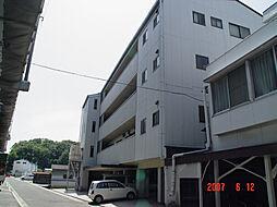 竹内マンション[203号室]の外観