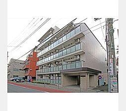 東京都品川区東大井2丁目の賃貸マンションの外観