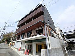 千葉県千葉市中央区春日2丁目の賃貸アパートの外観