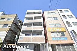 広島県広島市中区西平塚町の賃貸マンションの外観
