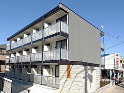 埼玉県川口市柳崎5丁目の賃貸マンションの外観