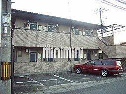 ミヤタハイツ[1階]の外観