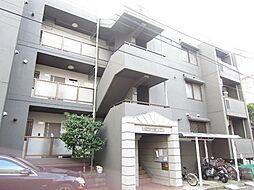神奈川県横浜市神奈川区桐畑の賃貸マンションの外観