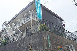 福岡県福岡市東区香椎駅東4丁目の賃貸アパートの外観