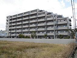 サーパス明石土山[6階]の外観