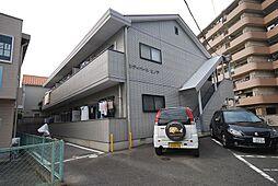 福岡県春日市日の出町7丁目の賃貸アパートの外観