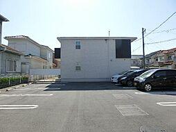 愛知県海部郡大治町大字西條字高場の賃貸アパートの外観