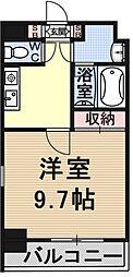 エンゼルプラザ瀬田駅前[601号室号室]の間取り
