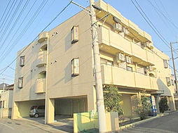 埼玉県坂戸市元町の賃貸マンションの外観