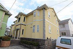 パステル平田台[2階]の外観