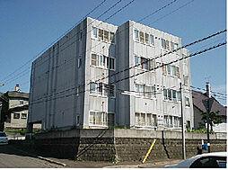 リビング西岡[2階]の外観