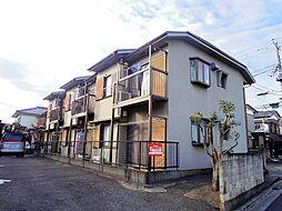 東京都練馬区大泉町3丁目の賃貸アパートの外観