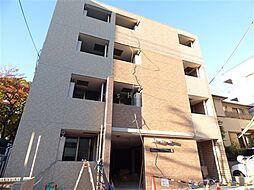 兵庫県神戸市中央区宮本通3丁目の賃貸マンションの外観