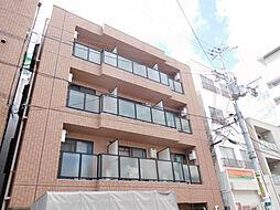 大阪府守口市紅屋町の賃貸マンションの外観