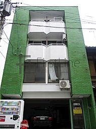 京都府京都市上京区新町通下立売下る春帯町の賃貸マンションの外観