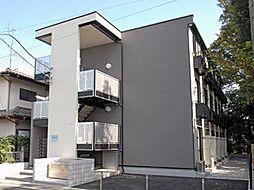 埼玉県さいたま市桜区上大久保の賃貸マンションの外観
