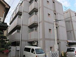 シャルマンフジ久米田弐番館[2階]の外観