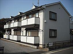 千葉県船橋市飯山満町3丁目の賃貸アパートの外観