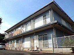 コーポひろき[102号室]の外観