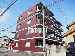 アーバン生田[2階]の外観
