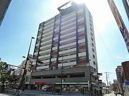 福岡県北九州市八幡西区熊手3丁目の賃貸マンションの外観