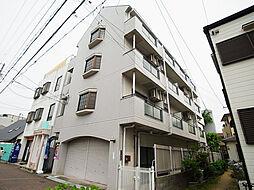 兵庫県神戸市須磨区村雨町5丁目の賃貸マンションの外観