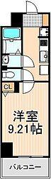 EXCEL KEIWA[402号室]の間取り