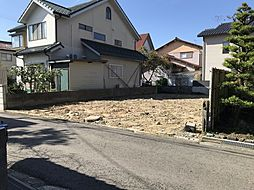 金沢市有松 建築条件付き(ユニバーサルホーム)売土地