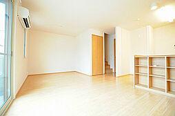 ラシーヌYugawa A棟[1階]の外観