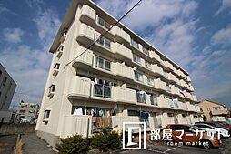 愛知県豊田市大林町12丁目の賃貸マンションの外観