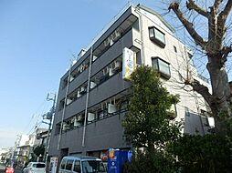 千葉県市川市押切の賃貸マンションの外観