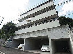 神奈川県川崎市麻生区高石3の賃貸アパートの外観