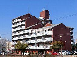 カーサフクシマB棟[4階]の外観