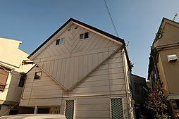 apartment A-RU[1階]の外観
