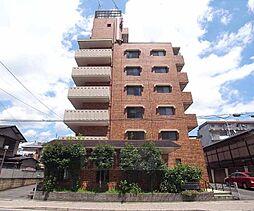 京都府京都市中京区西ノ京小堀池町の賃貸マンションの外観