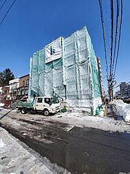 札幌市営東豊線 豊平公園駅 徒歩6分の賃貸マンション