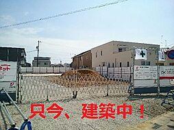 静岡県浜松市中区葵西6丁目の賃貸アパートの外観