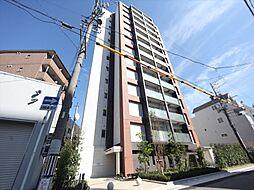 ハーモニーレジデンス名古屋新栄[206号室]の外観