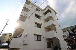 広島県広島市安佐南区八木9丁目の賃貸マンションの外観