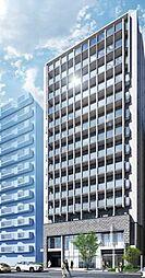 フレール江坂レジデンシャル[10階]の外観